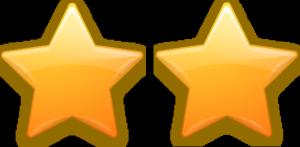 2 Sterne fürs Rafting im Allgäu