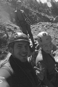Canyoning Allgaeu Guide Julian