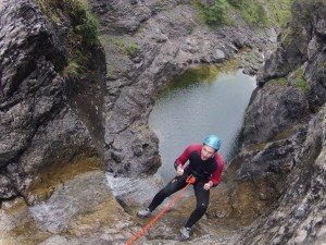 Canyoning Allgaeu Extremcanyoning