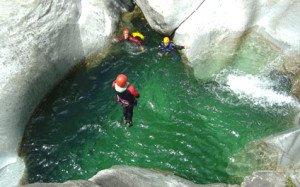 canyoning allgaeu val grande