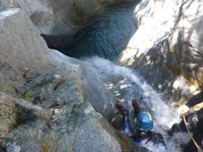 canyoning allgaeu 2lirone