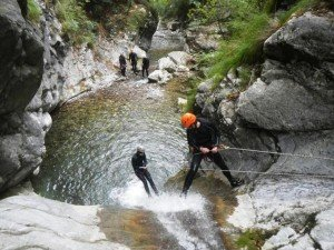 canyoning allgaeu 3perlana