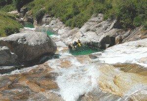 canyoning allgaeu bares