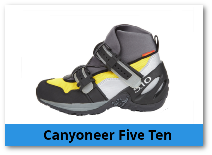 Canyoning Schuhe Canyoneer Five Ten2