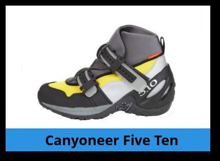 Canyoning Schuhe Canyoneer Five Ten2