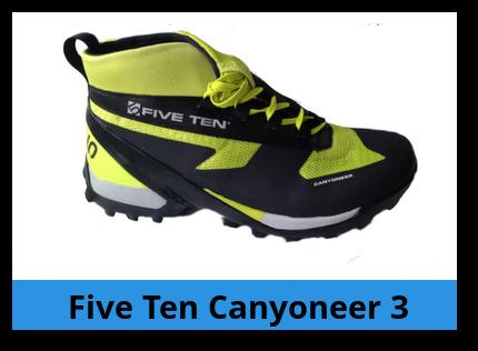 Canyoning Schuhe Five Ten Canyoneer 3