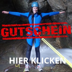 Canyoning Outdoor Gutschein