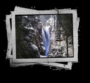 Canyoning in der Höllentalschlucht