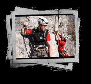 Klettersteig in Bayern