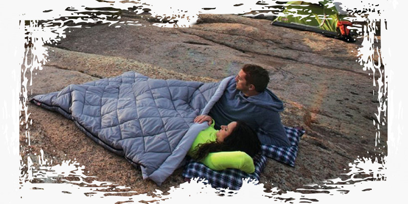 Canyoning Tessin 2 Person Sleeping Bag