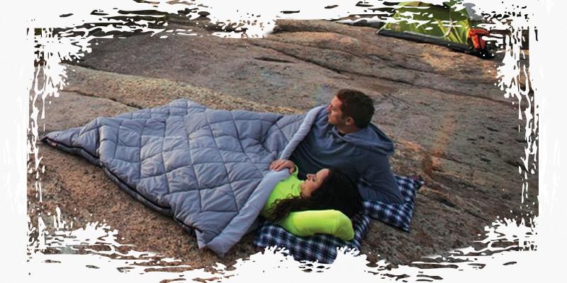 Canyoning Tessin 2 Person Sleeping Bag