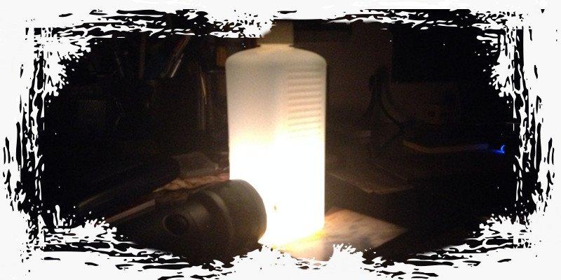 Canyoning Tessin taschenlampe lampe