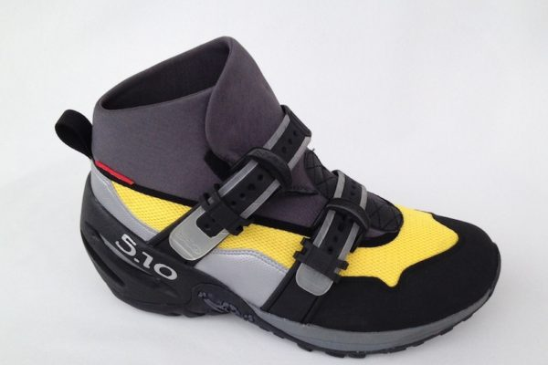 Canyoning Schuh Canyoneer Five TenSeite