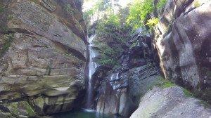 Heli Canyoning Tessin Bergwasser 9.30.25