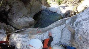 Heli Canyoning Tessin Bergwasser 9.33.21