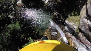 Heli Canyoning Tessin Bergwasser 9.34.07