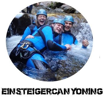 Canyoning Oesterreich Fugenbach