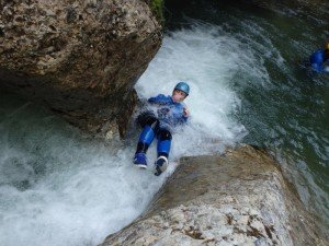 Canyoning Oesterreich Salzburg 2