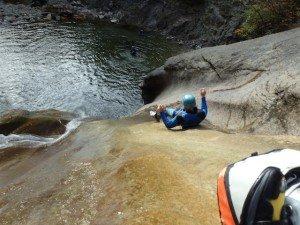 Canyoning Oesterreich Schluchten11