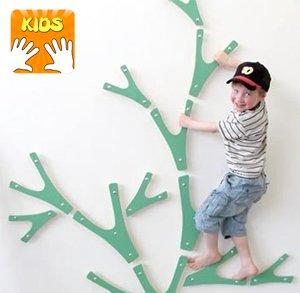 Kletterwaldbaum für Kinder