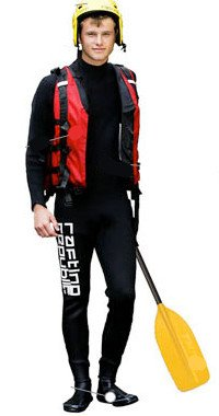 Rafting Ausruestung erklärt