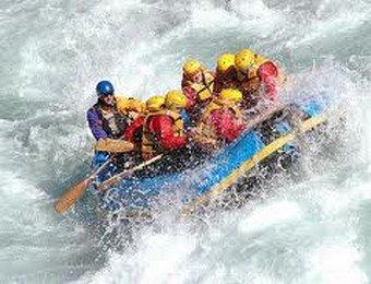 Imster Schlucht Rafting Allgaeu 001