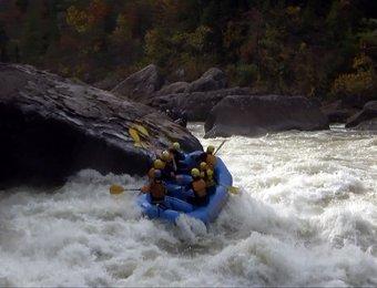 Imster Schlucht Rafting Allgaeu 005uley-river