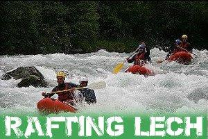 Bayern Rafting