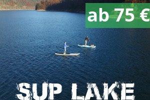 Rafting Allgaeu SUP