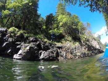 Canyoning Allgaeu Stuibenfaelle 3