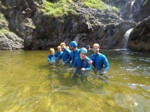 Canyoning Allgaeu Stuibenfaelle 5