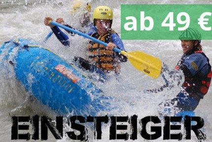 Rafting Allgaeu Rafting Bayern Iller groesser