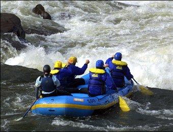 Imster Schlucht Rafting Allgaeu 002stream