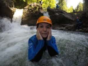 Canyoning Oesterreich