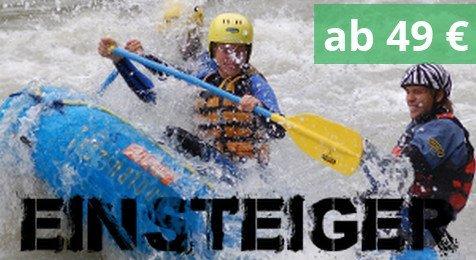 Boot Rafting Allgäu Iller