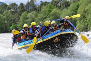 Rafting Bayern